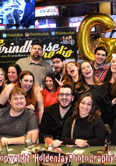 The Grindhouse Radio Cast & Crew
