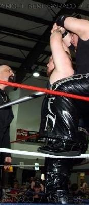 Brimstone | PWR Wrestling