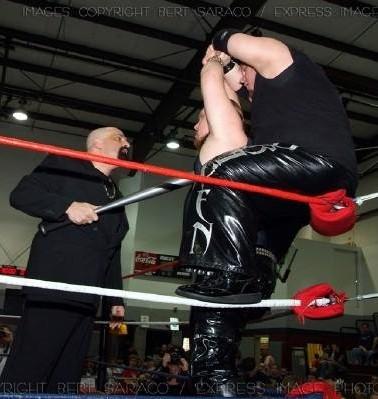 Brimstone   PWR Wrestling