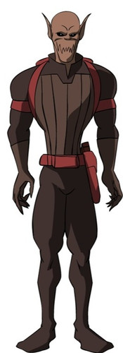 Txigon Animated Character