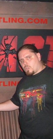 Brimstone | Backstage at TNA Wrestling Impact