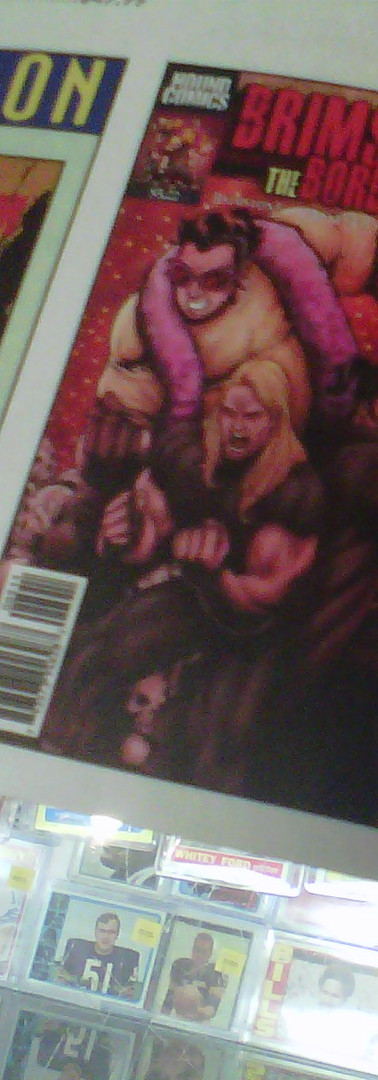 Brimstone and The Borderhounds in Previews