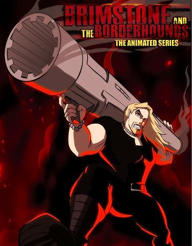 Brimstone | Animated Poster
