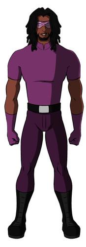 Chavez Raoul Animated Character