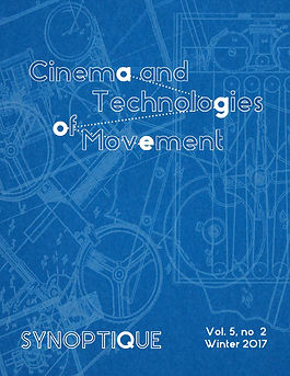Cinema and Technologies of Movement