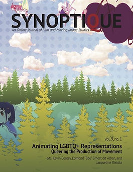 Animating LGBTQ+ Representations: Queering the Production of Movement