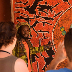 GRM CONTEMPORARY AFRICAN ARTISTS SAMSON