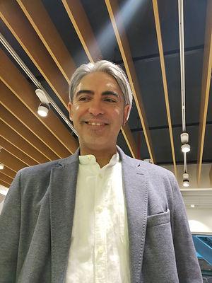 Pedro de Freitas. Foto enviada pela organização do CNL.