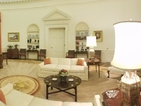 A Trip To Ronald Reagan Library