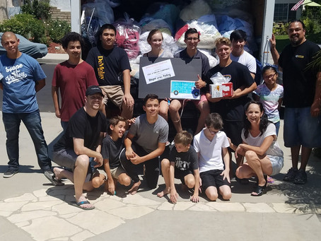 Fill A Truck for Hope of the Valley