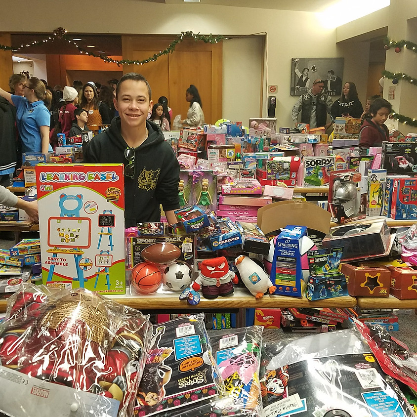 Shriners Toy Drive