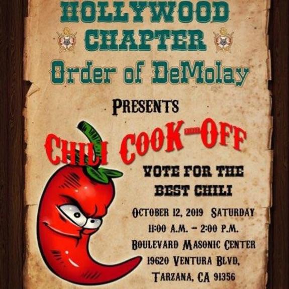 Chili Cook-off!