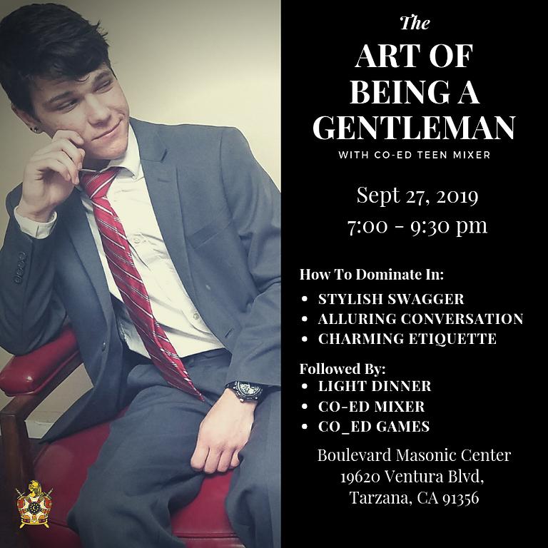 The Art of Being a Gentleman