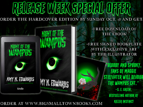 BSTB announces NIGHT OF THE WAMPUS Release Week Deal