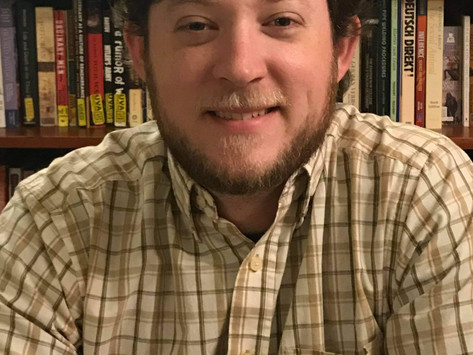 BSTB welcomes Ian Woodworth to editorial team