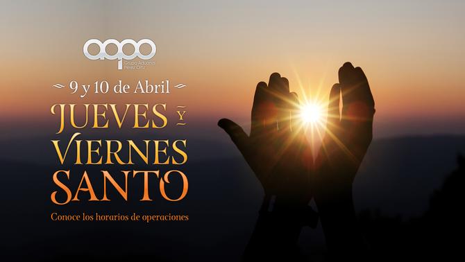 Aduana Mexicana - Horario 09 y 10 de Abril de 2019