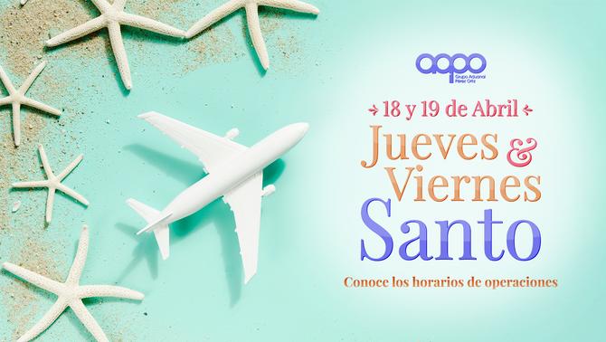 Aduana Mexicana - Horario 18 y 19 de Abril de 2019