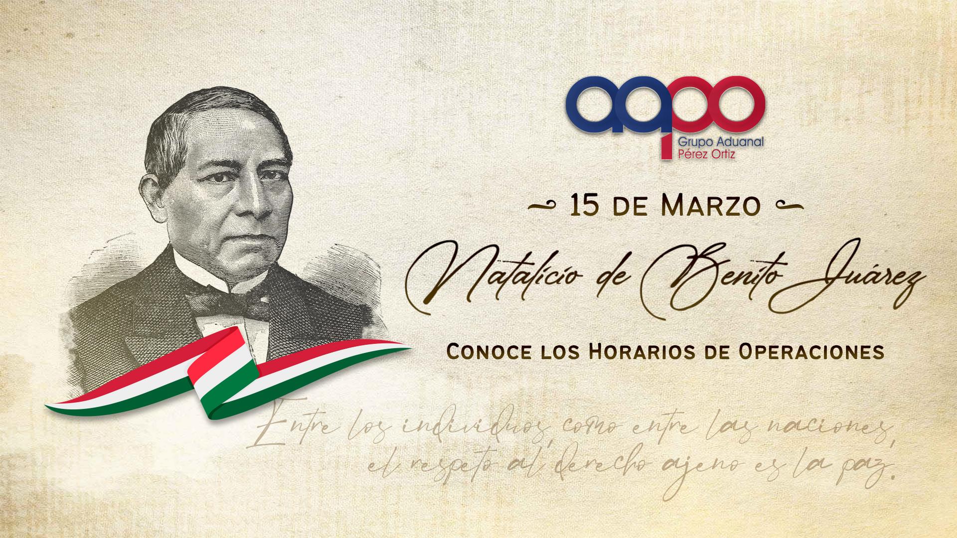 Banner Natalicio de Benito Juarez 2021.p