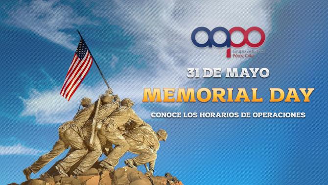 Aduana Americana - Horario 31 de Mayo de 2021