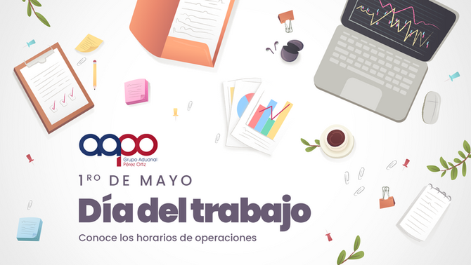 Aduana Mexicana - Horario 01 Mayo de 2021