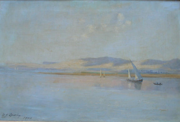 William James Laidlay (1840-1912) - UK