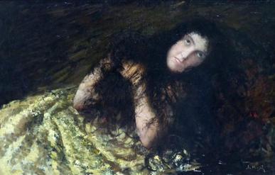 Alfonso Muzii (1856-1914) - Italy