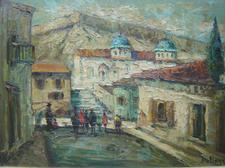 Vyron Mangos (1924-2004)