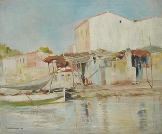 """Sadurni Garcia Anguera """"Garcianguera"""" (1912-1963) - Spain"""