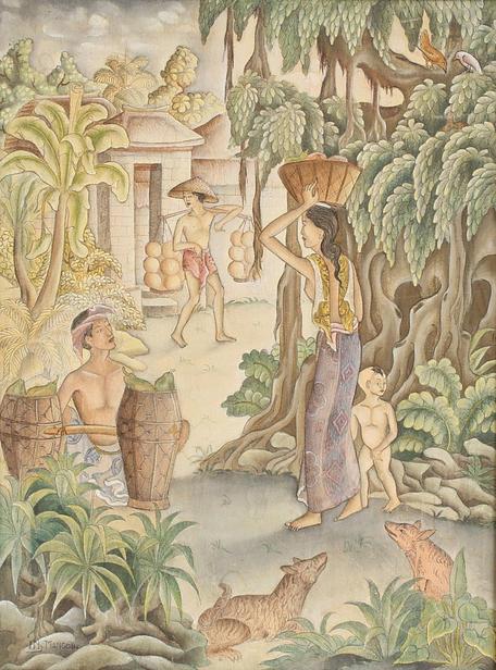 I Nyoman Manggih (1941) - Indonesia