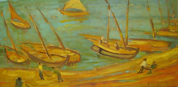 Georgina Moutray Kyle (1865-1950) - Ireland