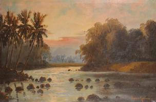 Frederic Kasenda (1920-1950) - Indonesia