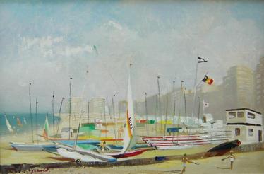 Robert Ulderic Gerard (1920) - Belgium
