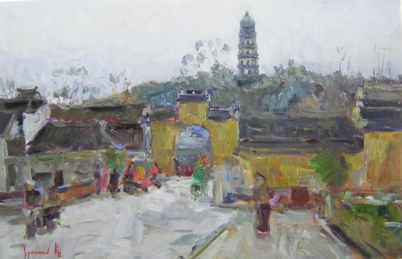 Alexandr Nikolaevich Khrapachev (1981) - Russia