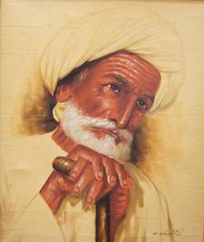 Ghulam Mustafa Chungtai - Pakistan