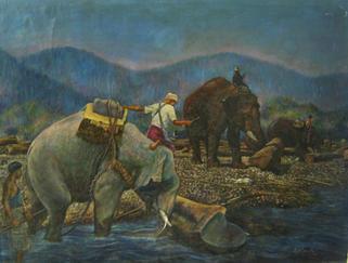 Aung Moe - Myanmar