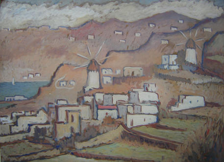 Daniill Daniil (1914-1988)
