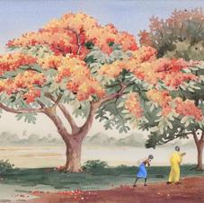 Abraham Amarasekara - Sri Lanka.