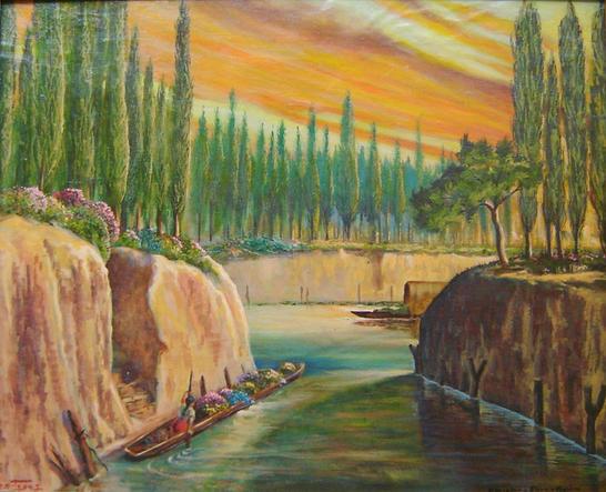Sostenes Ortega Solorzano (1881-1968) - Mexico