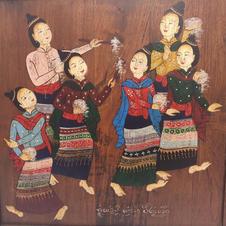 Unknown - Myanmar (Burma).