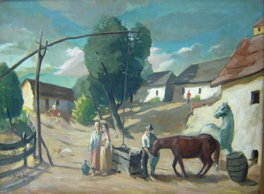 Ferenc Mikli (1921) - Hungary