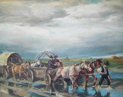 Pal Udvary (1900-1987)- Hungary
