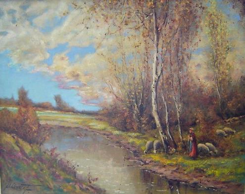 Ferenc Alberth (1883 -1959) - Hungary