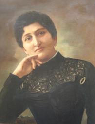 Lado Davidovich Gudiashvili (attr.) (1896-1980) - Georgia