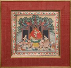 Buddist Artist - Thailand