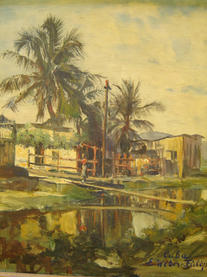 Elizabeth Weber-Fulop (1883-1966) - Hungary/US