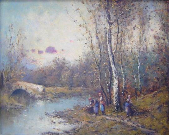 Ferenc Alberth (1883-1959) - Hungary