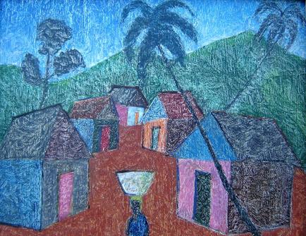 Fritz Lamothe (1933) - Haiti