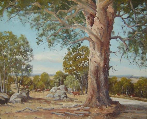 Peter J. Hill (1937) - Australia