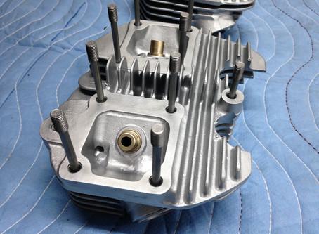 Harley-Davidson Sportster parts revived