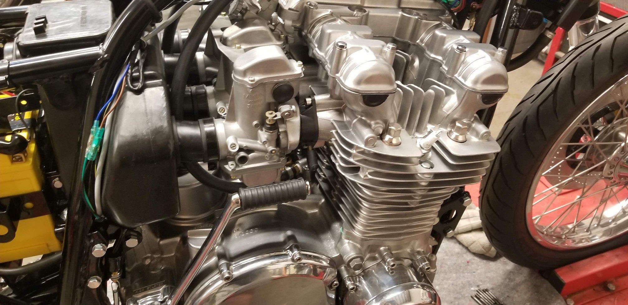 Engine done!